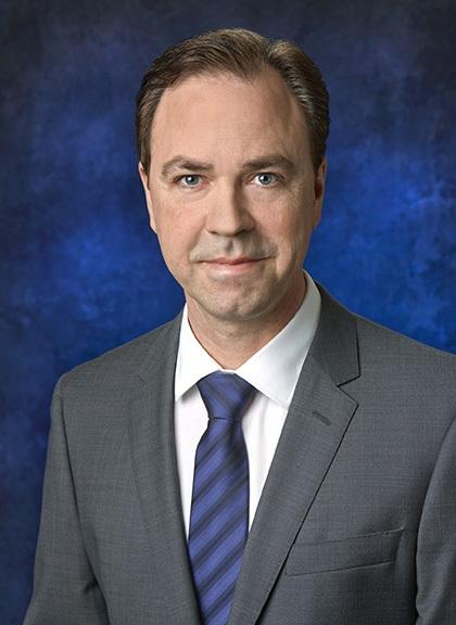 Мартин Хендрикс, президент региона Federal-Mogul