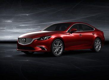 Mazda 6 – лидер продаж в России