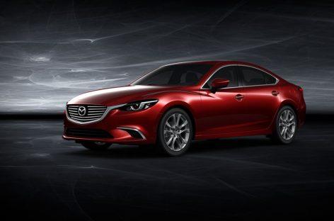 Mazda по-русски
