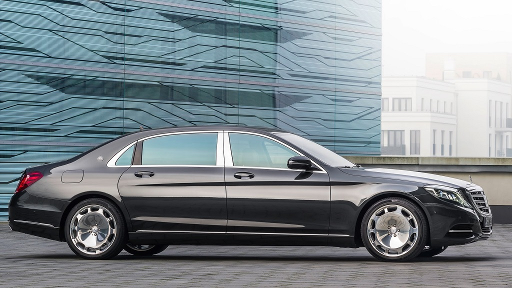Mercedes-Benz Maybach S-Class 2016