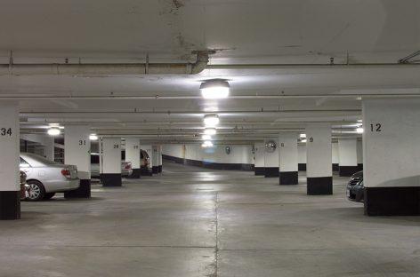 Недвижимая парковка