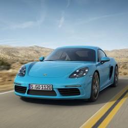 Porsche отзывает в России спорткары 718 Cayman и 911