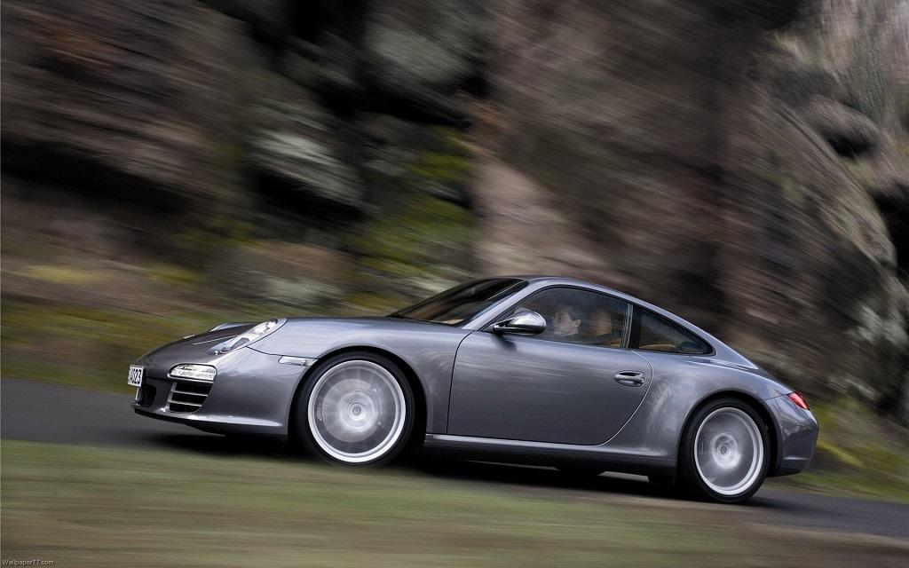Porsche 911 Carrera 4 2009