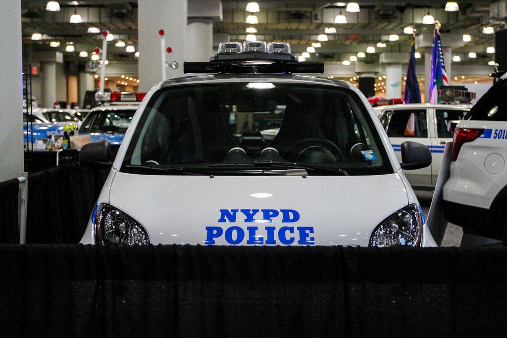 Спецавтомобили. Автосалон в Нью-Йорке