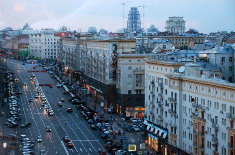 Москва готовится