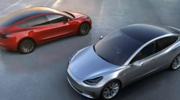 Tesla Model 3 Модель