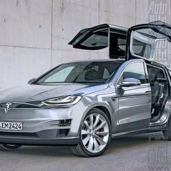 Tesla планирует добавить минивэн в свой модельный ряд