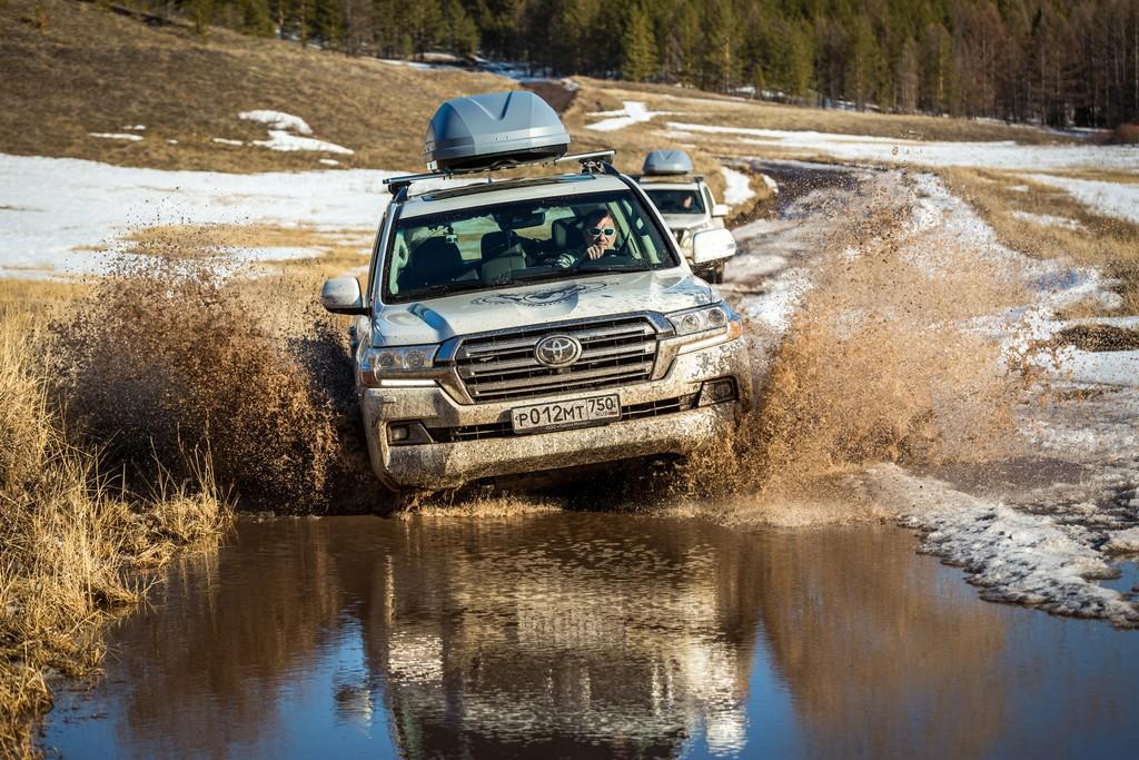 Toyota Land Cruiser. Экспедиция на Эверест