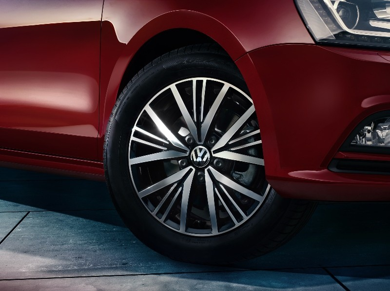 Volkswagen Jetta Allstar 2016