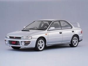 Subaru Impreza WRX '92