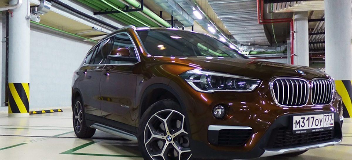 BMW X1: не приводом единым
