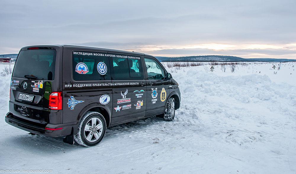 VW Caravelle T6. Фото: М. Малуев