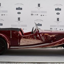 1935 Squire 1 1/2 Litre Long Chassis