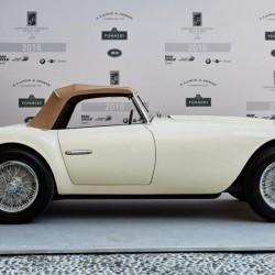 1954 Siata 208 S