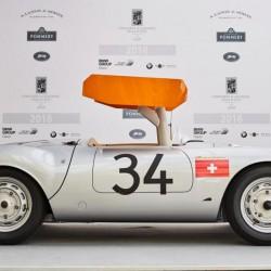 1955 Porsche 550 RS
