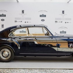 1960 Bentley S2 Continental Fastback