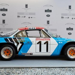 1973 Alpine Renault A110
