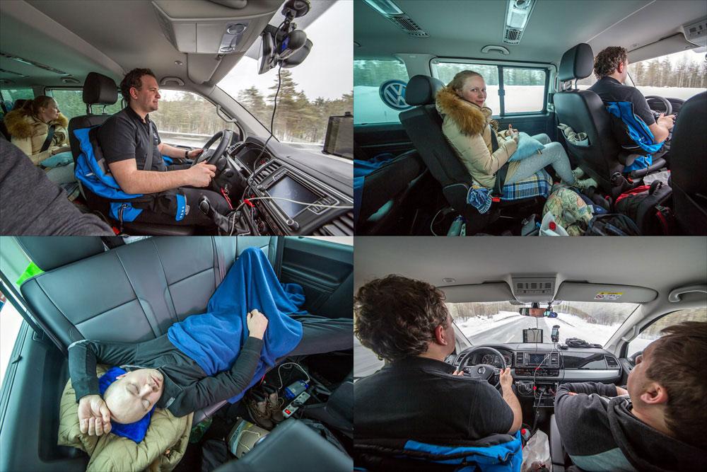 VW Caravelle T6. Экспедиционные будни