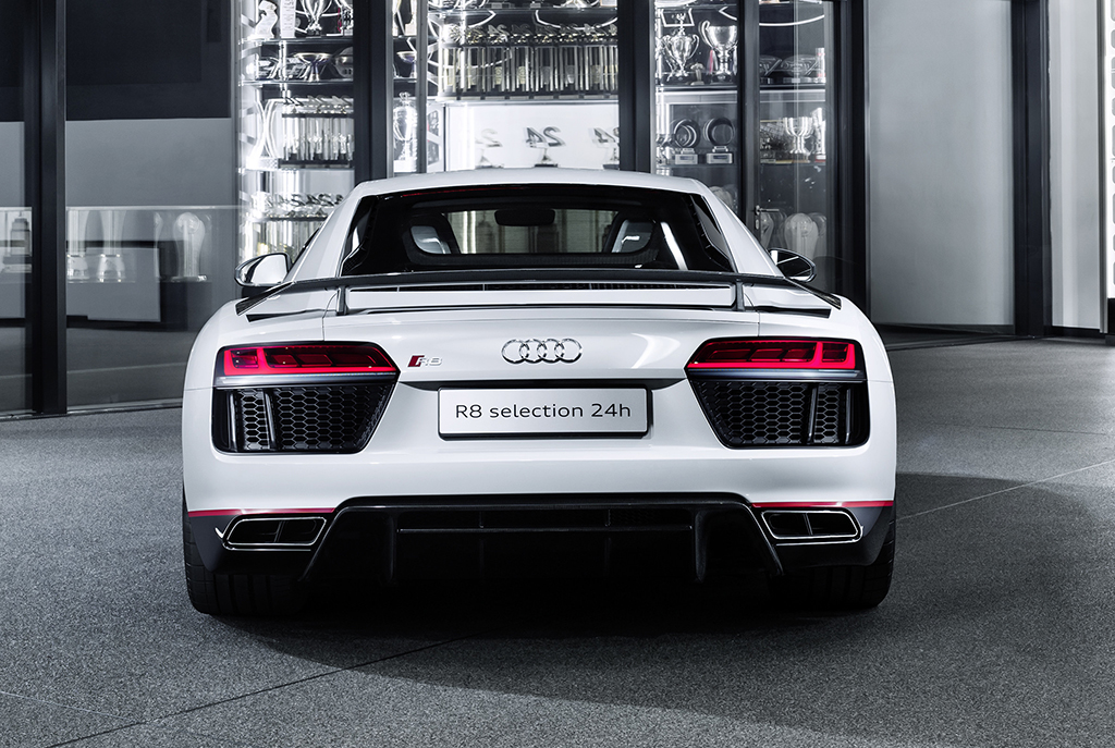 Audi R8 Coupe V10 plus selection 24h