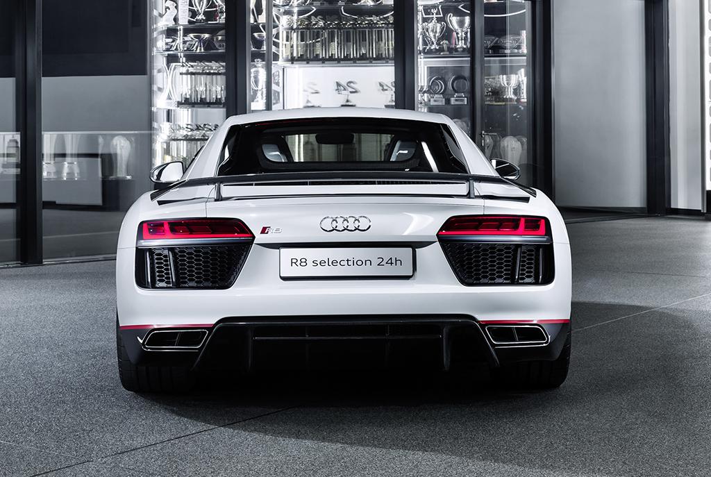 Audi R8 Coupe V10 plus selection 24h