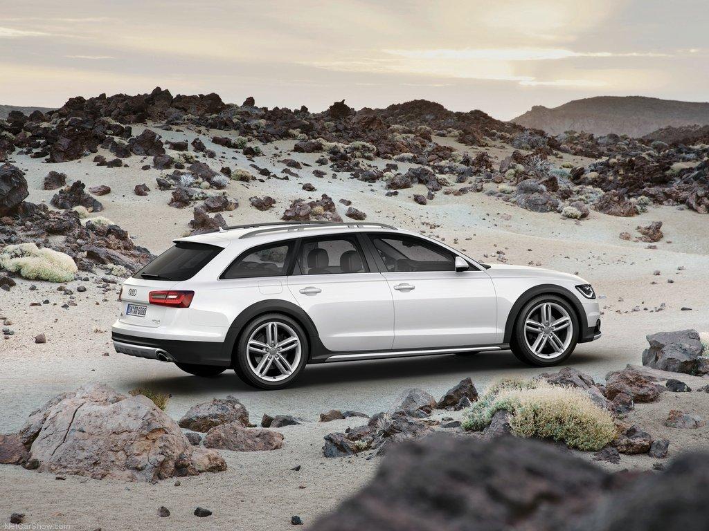 Audi А6 Allroad quattro 2012
