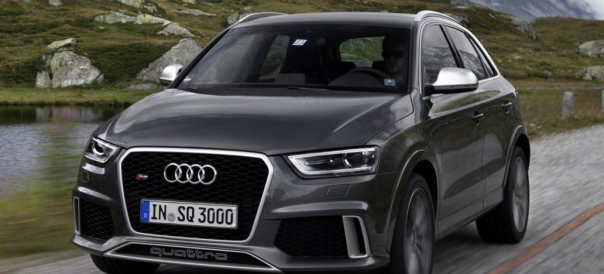 Зажигалистая Audi