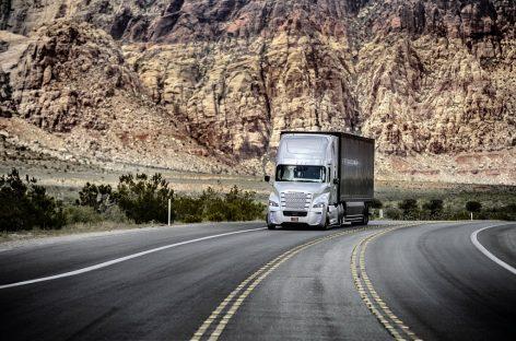 В 2017 году по Краснодару будут ездить грузовики без водителей