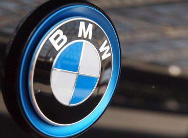 BMW 5-й серии показали на видео