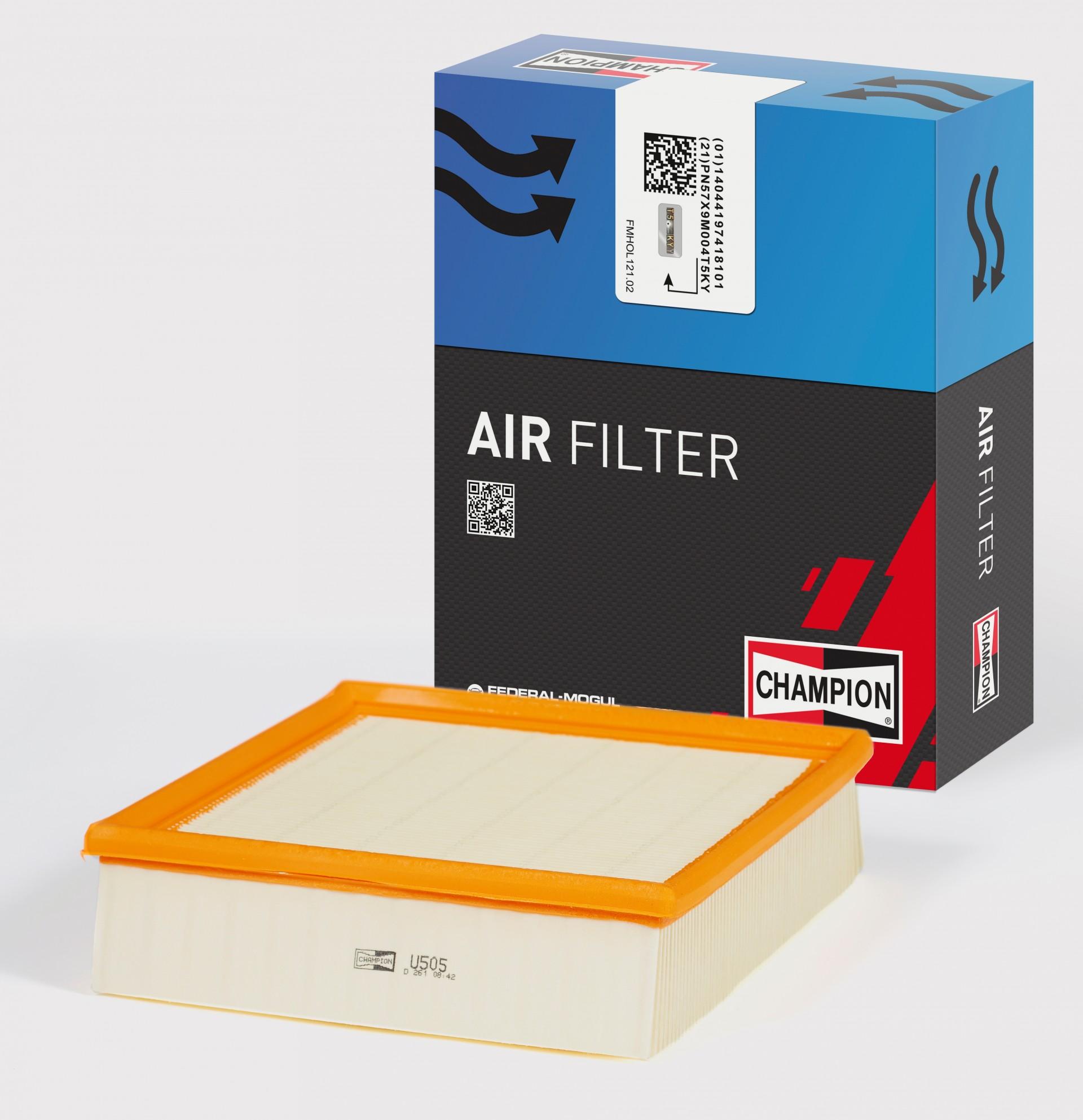 Champion Air Filter воздушный фильтр