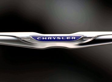Подозрительный Chrysler