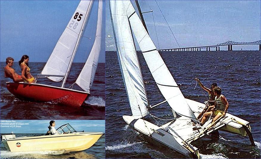 Chrysler Boats