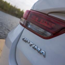 KIA Optima получила высший рейтинг - IIHS Top Safety Pick Plus