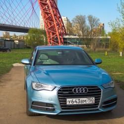 Audi A6 Quattro 3.0 TFSI 3.0 333 л.с. S-Tronic