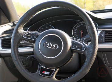 Audi RS6: не только универсал, но и седан