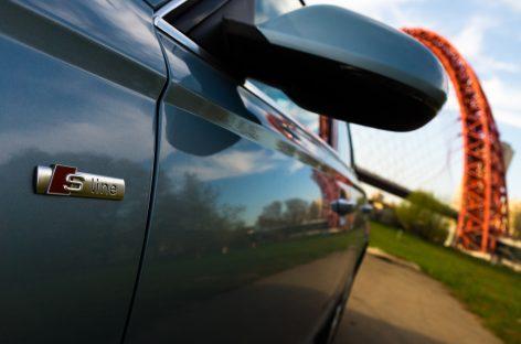Тест-драйв Audi A6 TFSI 333 л.с.