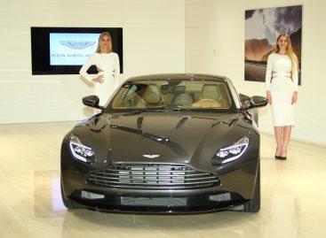 Почем Aston Martin в России