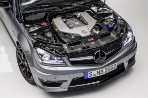 Двигатель Mercedes-Benz C 63 AMG Edition 507