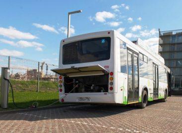 В столице появится первый электробус