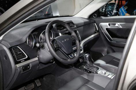 Haval начнет продавать в России новый автомобиль