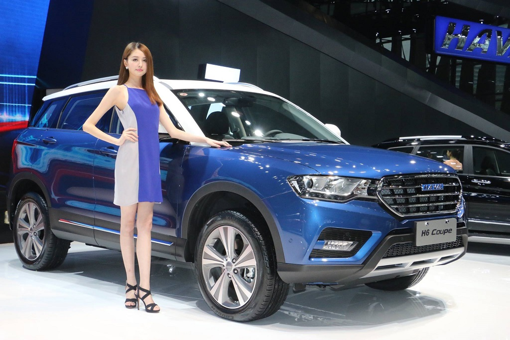 Haval H6 Coupe 2016