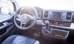 Панель приборов VW Caravelle T6