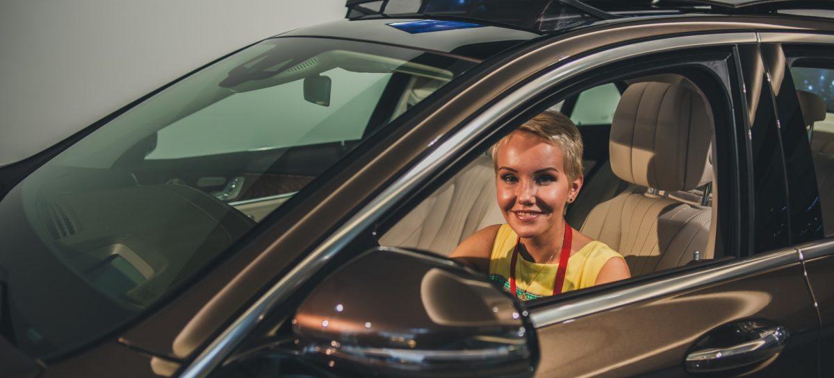 Mercedes E-Class W213 — любовь!