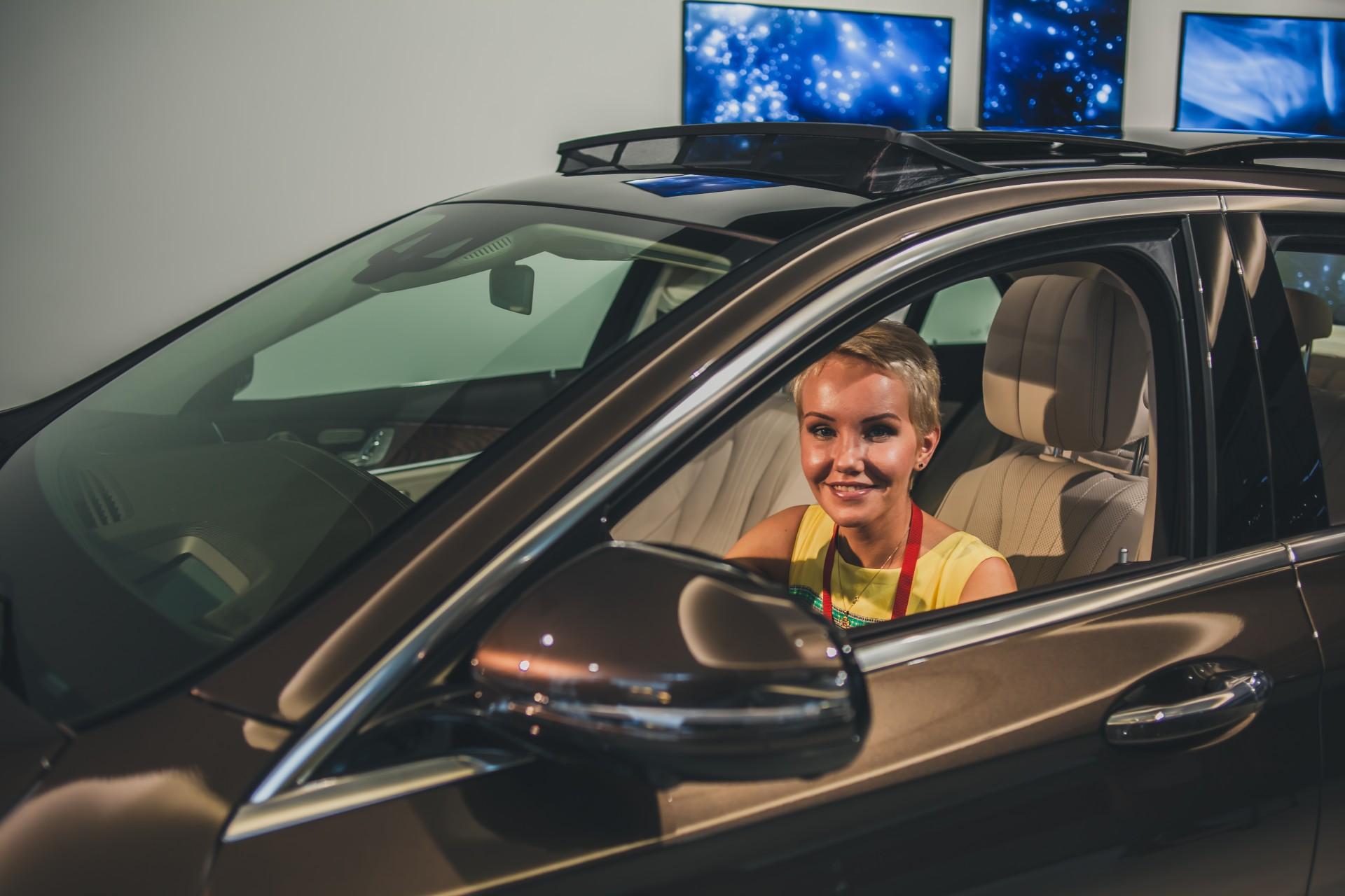 Татьяна Белькова, Mercedes E-Class W213