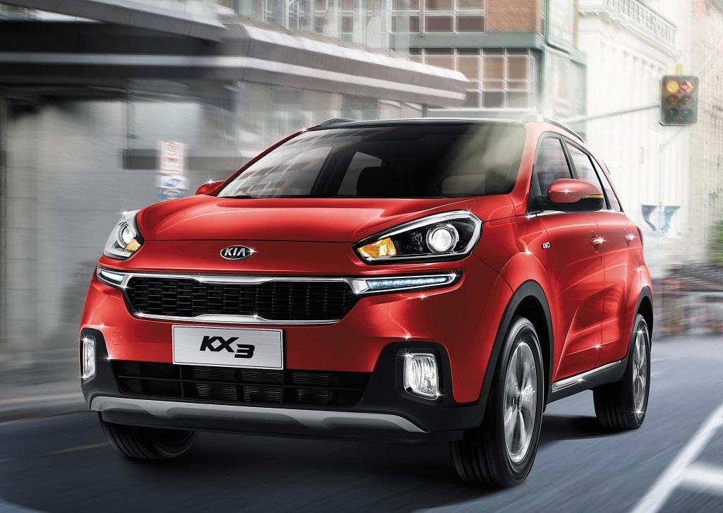 KIA KX3