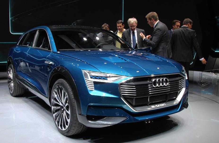 Концепт Audi Q6