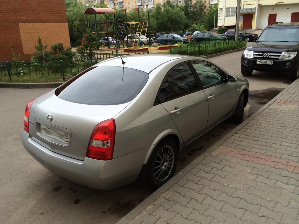 Nissan Primera 2007