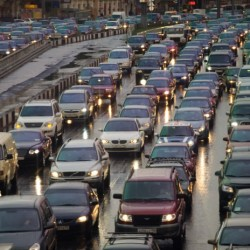 В центре Москвы изменится схема дорожного движения