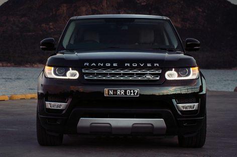 Теперь 4 цилиндра в Range Rover Sport