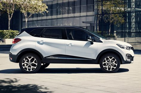 Renault готовит к экспорту кроссовер Kaptur российской сборки