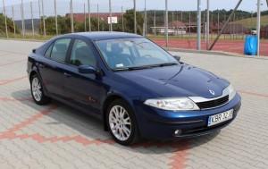 Renault Laguna II 2004